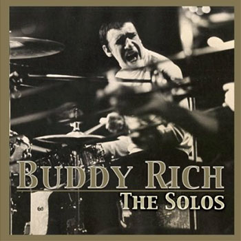 Buddy Rich - The Solos